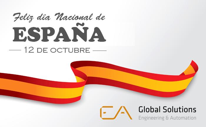 ¡Feliz día Nacional de España!