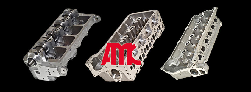 Automation of cylinder heads for AMC