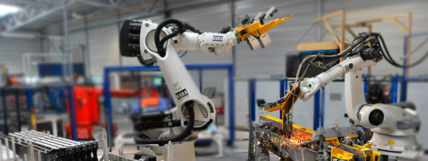 Offline Programming – OLP for Gestamp Mexico with KUKA KRC4 robots